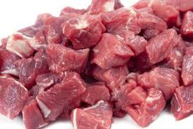 Cubed Lamb