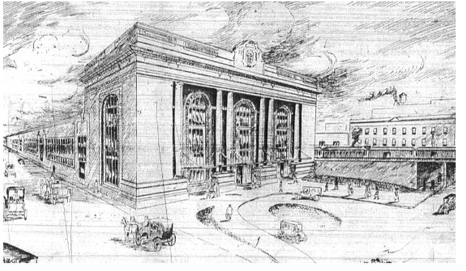 The History Behind Union Station