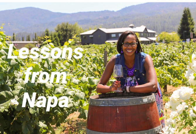 Lessons from Napa Valley Wineries