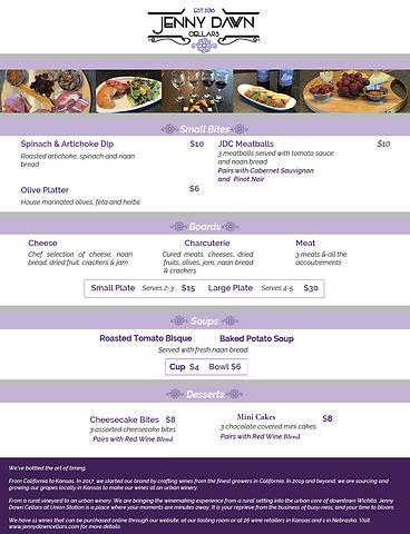 Updated Food Menu.PNG