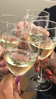 Cheers to making new memories over our favorite wines!