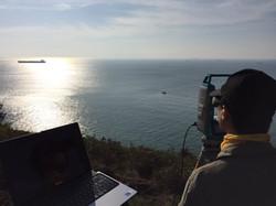 Field work in Tai O Peninsula