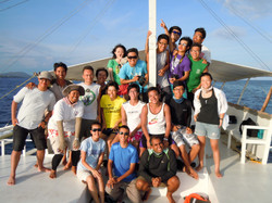 Class of 2012 -  our 1st experiential fi