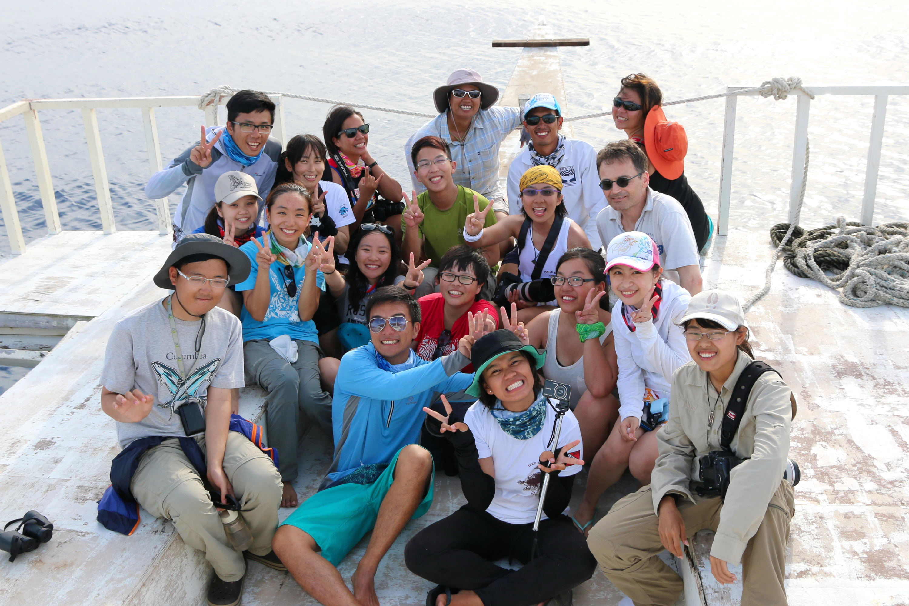Marine Mammal Field Course 2013-14 in Bo