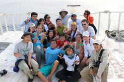 Marine Mammal Field Course 2013-14 in Bo