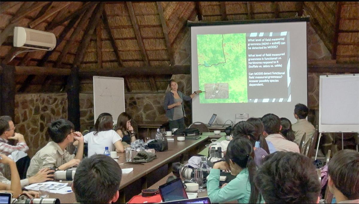 Seminar by Prof. Francesca Parrini