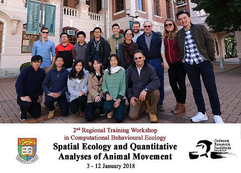 Group photo - 2nd Regional Workshop in C