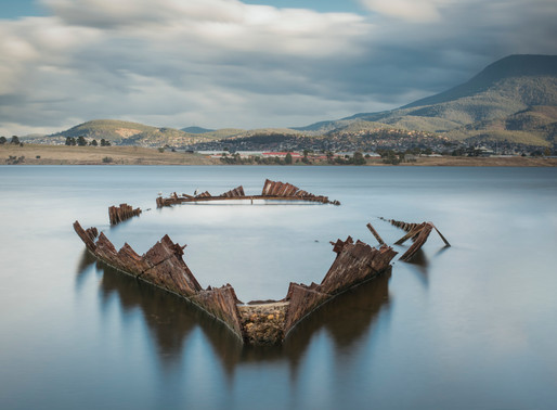 A hull of a story - apocalypse now & the unsung hobart beach