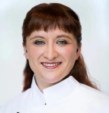 Pastry Chef Michaela Arzola