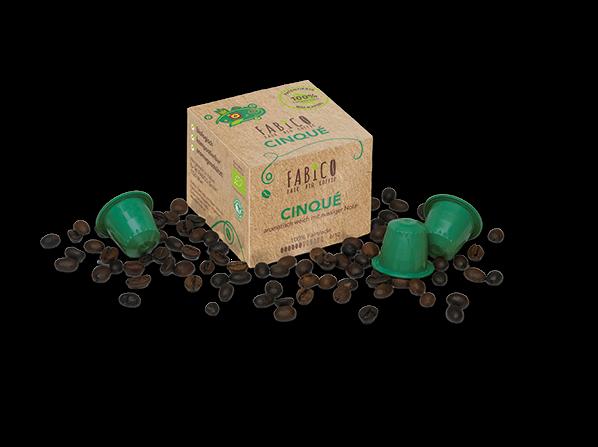 CINQUE - mild und nussig