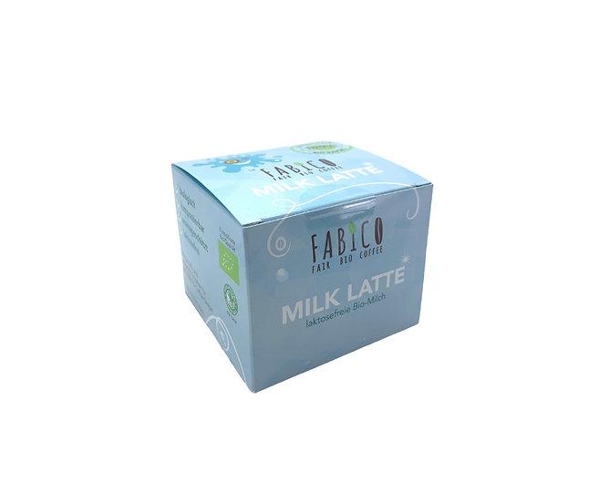 MILK LATTE - Laktosefreie Bio-Milch 10er Box