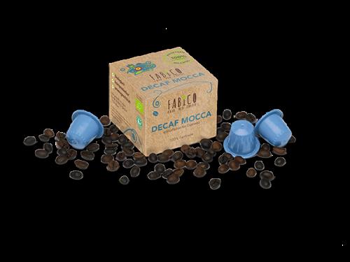 DECAF MOCCA - entkoffeinierter bio Espresso