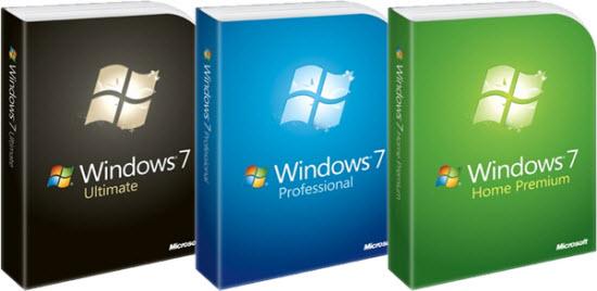 Операционные системы Windows