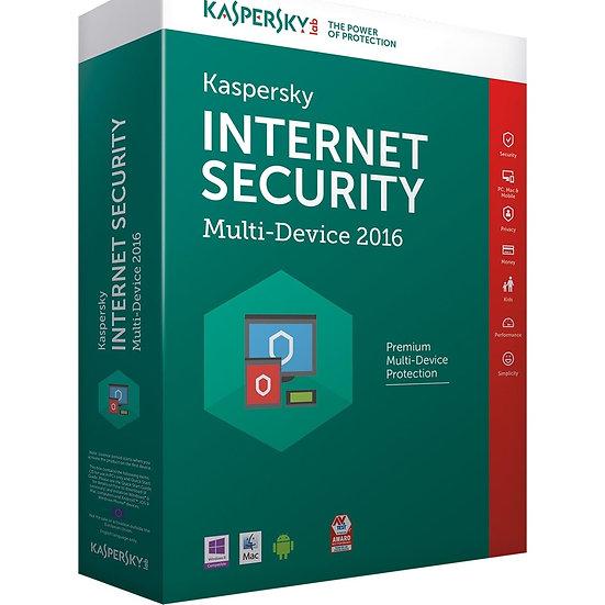 Kaspersky Anti-Virus INTERNET SECURITY