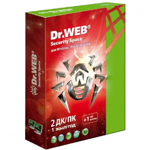 Dr.Web Security Space  PRO