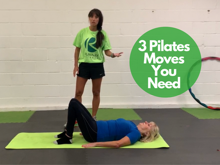 What Pilates can do for you.