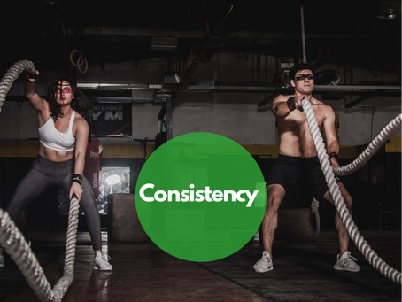 Why consistency should be your most flexed muscle