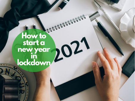 How to get motivated for 2021 in lockdown