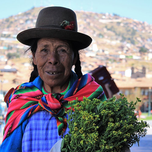 Super Seeds: 20 Vegetable seed starter kits for families in the Andes