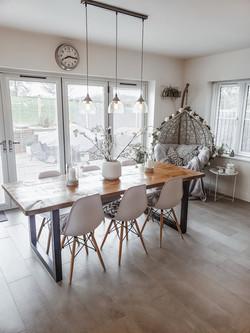 Medium Foundry Dining Table