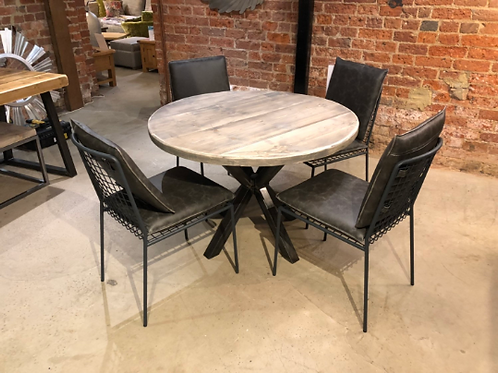 Prism Dining Table - Round