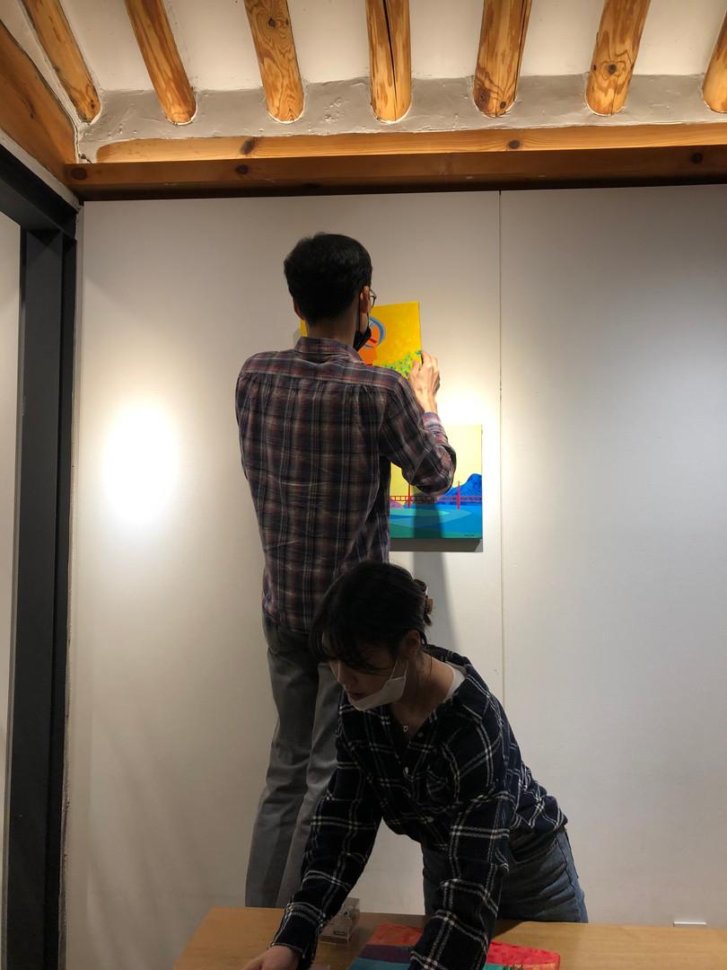 제이킴_installation