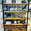 Thumbnail: Fortis Shelving Unit with Wine Rack