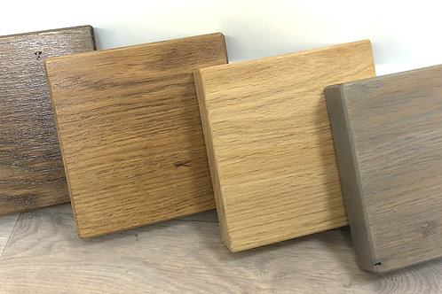 Solid Oak Samples