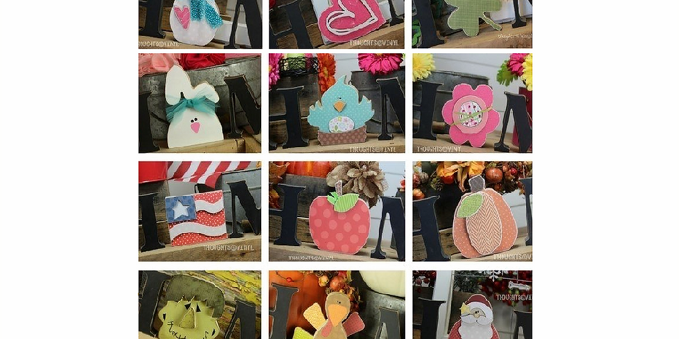 Interchangeable Home Letters Class