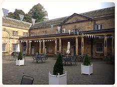 Harewood House Courtyard