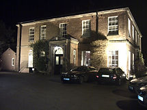 Dovecliff Hall Derby New years Eve