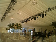 Marquee Wedding Linton Wetherby