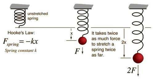 Spring: Hooke's Law