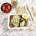 Healthier Malaysian Nasi Lemak