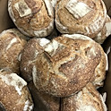 Sourdough bread (pre-order for Tuesday, Thursday & Saturday delivery/pick up)