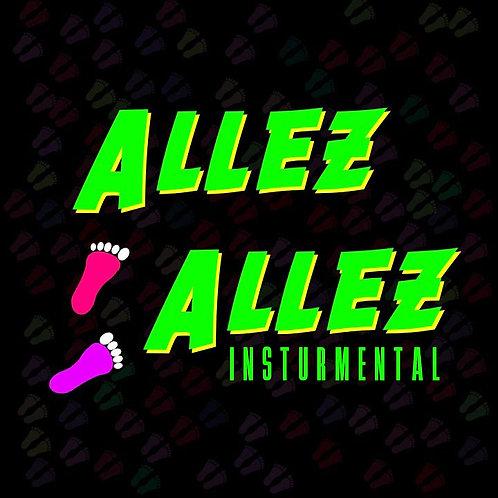 Allez Allez - Robin Henderson - Instrumental