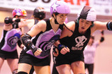 Halifax Bruising Bandits v Rebellion Roller Derby - Report