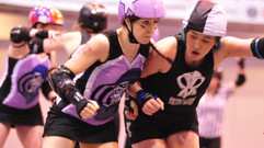 Halifax Bruising Bandits v Rebellion Roller Derby - Report