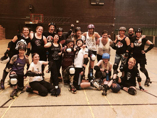 What to Expect When You're Expecting (to Play Roller Derby)