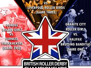 British Championships Round 7