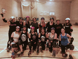 Be A Bandita! - The New Skater Intake
