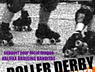 British Champs Round 4 - Halifax Bruising Banditas v Spa Town Roller Girls