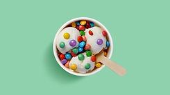 Ice Cream met Candy