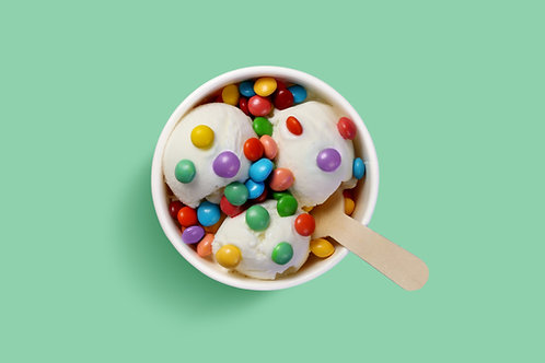 Hard Serve Ice Cream