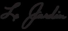 Le Jardin Nightclub Logo Black