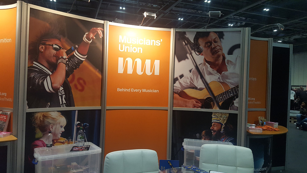 musicians-union-amplify-stall
