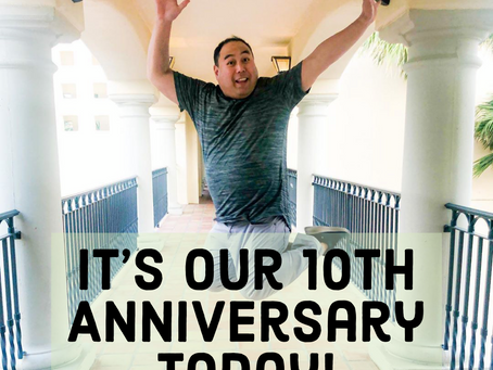 We Turn 10 Today!