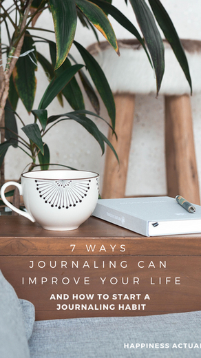 Dear Diary. . . 7 Benefits of Journal Writing