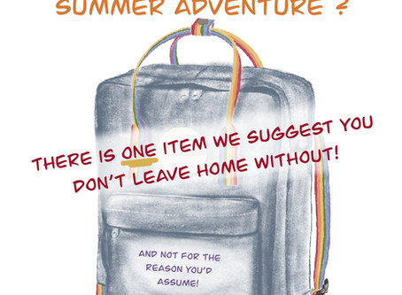 Summer Adventures? Don't Forget THIS Item!