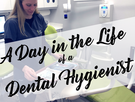 A Day in the Life of a Dental Hygienist